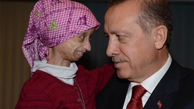 Erdoğan Gamze'nin hayalini unutmadı