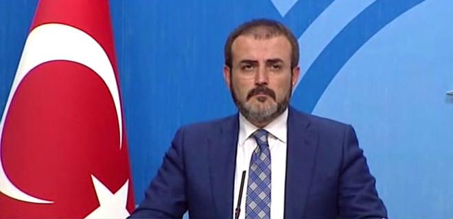 Ak Parti Sözcüsü Mahir Ünal soruları yanıtladı