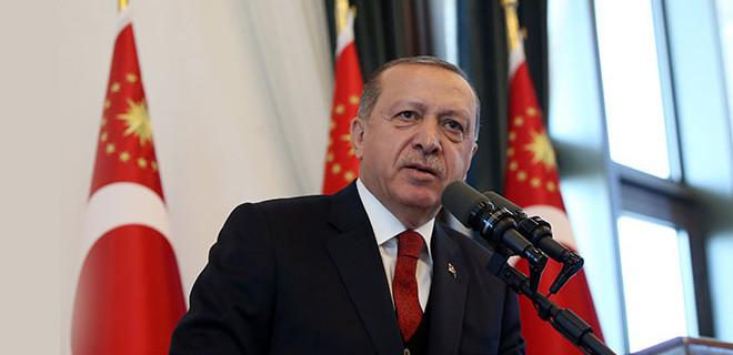 Erdoğan sert çıktı: Kaçmayacağız, siz kaçacaksınız