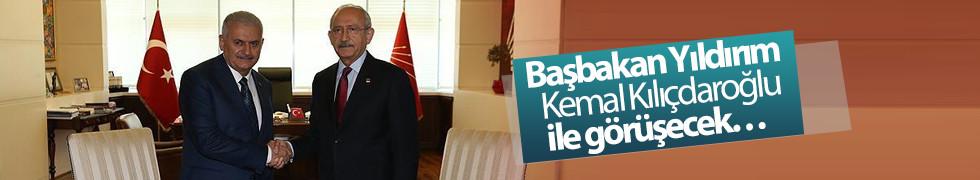 Başbakan Yıldırım, Kılıçdaroğlu ile görüşecek…