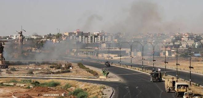 DEAŞ'lı teröristler Kerkük'e saldırdı