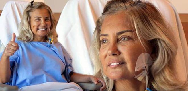 Bahar Öztan tekrar hastaneye kaldırıldı!