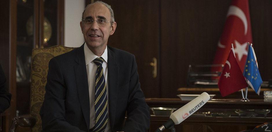 İtalya Büyükelçisi Mattiolo konuştu