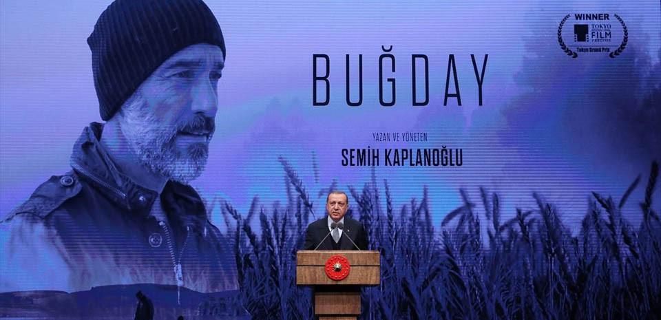 Cumhurbaşkanı Erdoğan galada konuştu