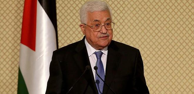 Filistin Devlet Başkanı Abbas: Trump'ın kararı Kudüs gerçeğini değiştirmeyecektir