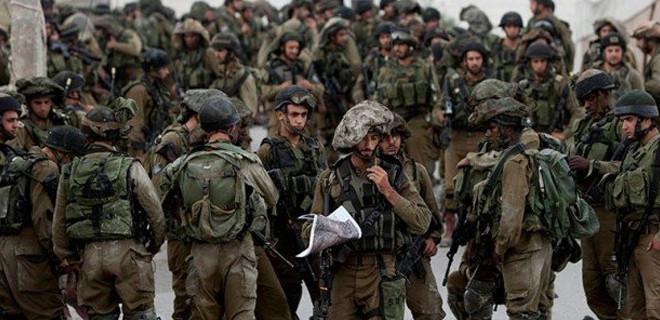 İsrail Batı Şeria'ya asker sevkiyatına başladı