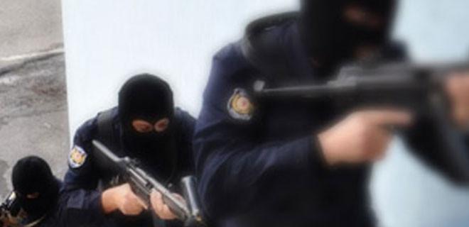 Saldırı hazırlığındaki PKK'lılar yakalandı!