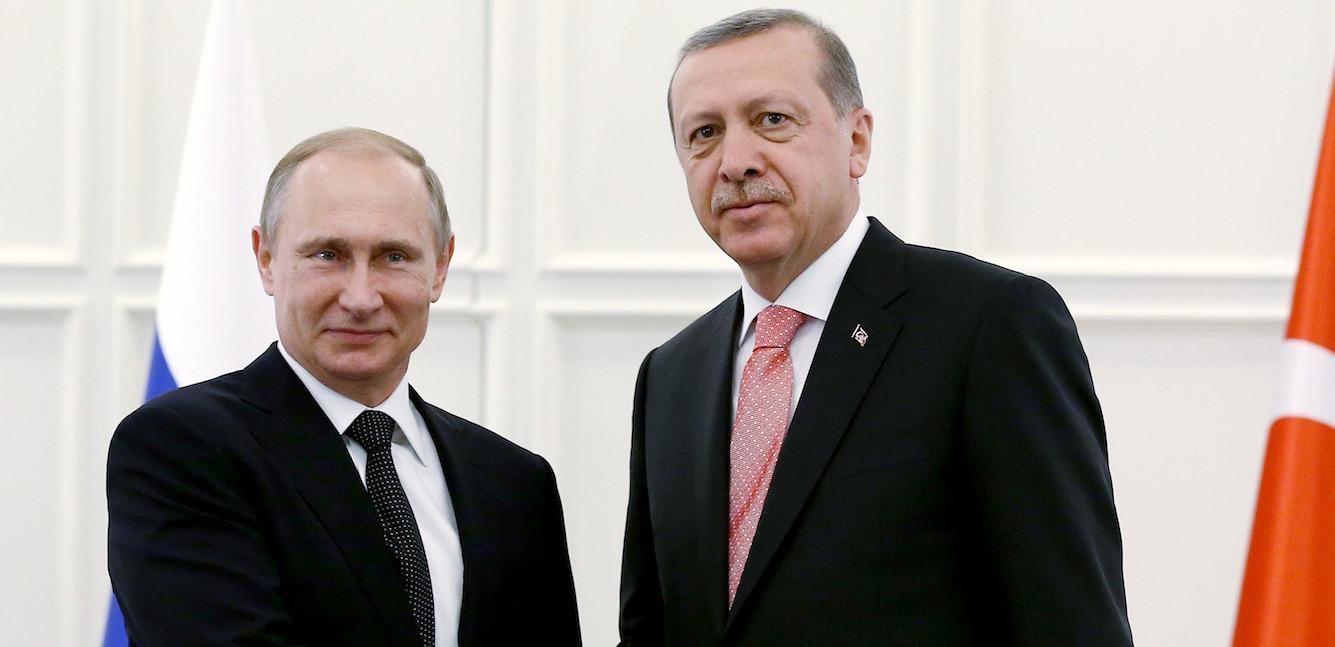 Cumhurbaşkanı Erdoğan, Putin ile bu akşam telefonda görüşecek