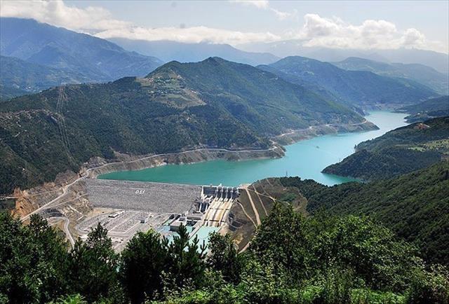 İstanbul'un barajları dolmaya başladı