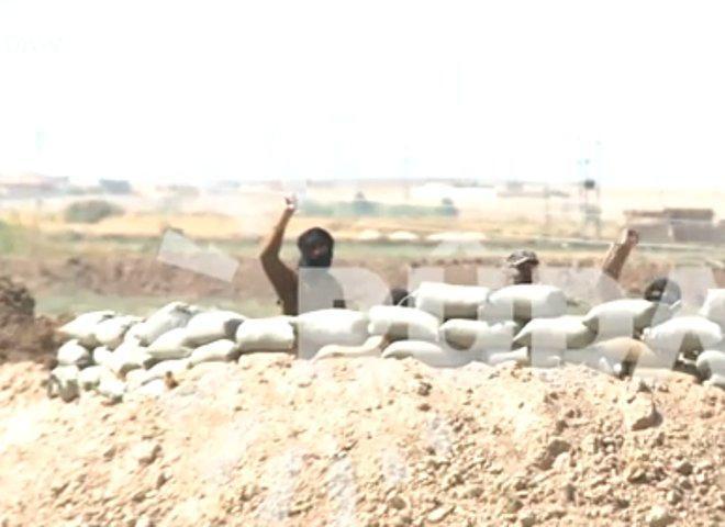 IŞİD militanı: Bizi kimse yenemez