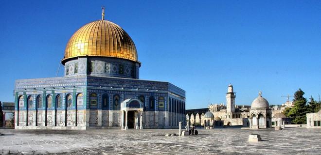 Türkiye'den tarihi Kudüs hamlesi