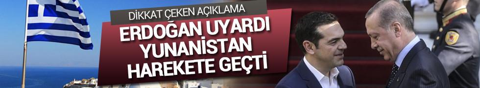 Erdoğan'ın çıkışının ardından Yunanistan'dan azınlıklarla ilgili dikkat çeken açıklama!