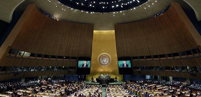 BM, ABD'nin kararına karşı Kudüs tasarısını kabul etti