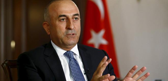 Mevlüt Çavuşoğlu: Türkiye, ABD'den çok daha güvenli bir ülkedir...