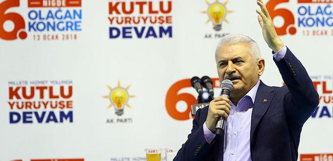 Başbakan'dan Kılıçdaroğlu'na: Ağzımı açtırma...