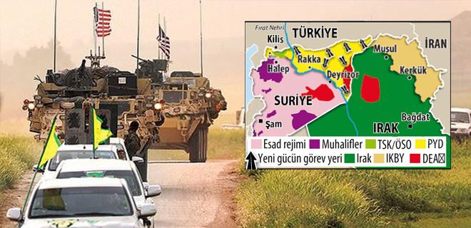 Amerika, Türkiye sınırında ateşle oynuyor!