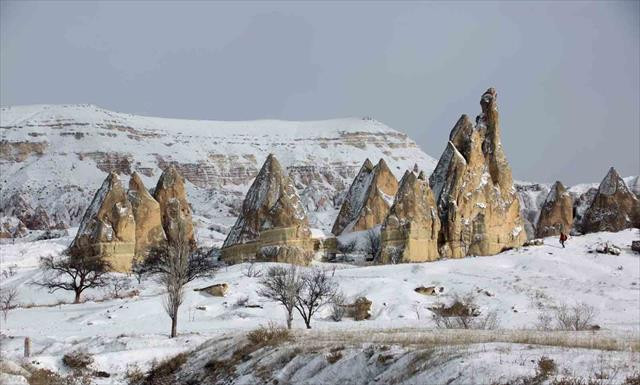 Göreme Tarihi Milli Parkına ödül