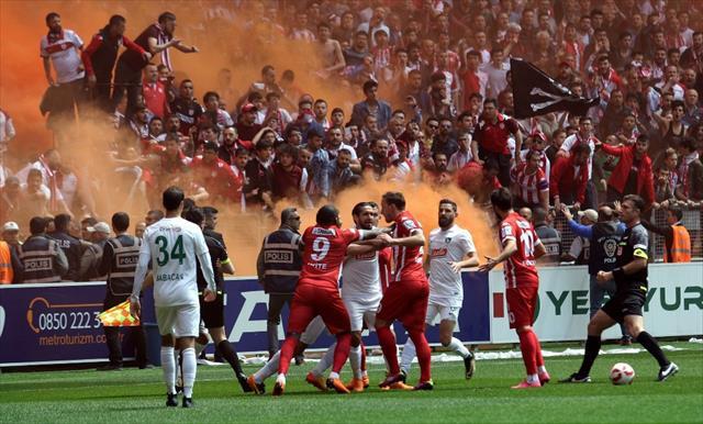 Samsunspor: 2 - Denizlispor: 2