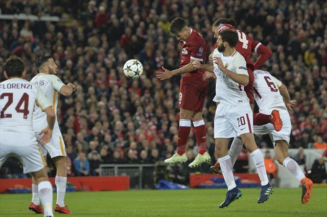 Liverpool avantaj elde etti