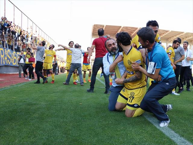 Süper Lig'de çıkan 2 takım belli oldu