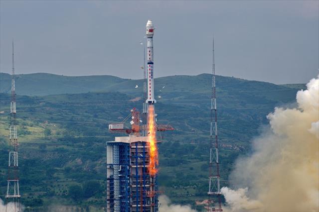 Çin yeni 'gözlem uydusu' fırlattı