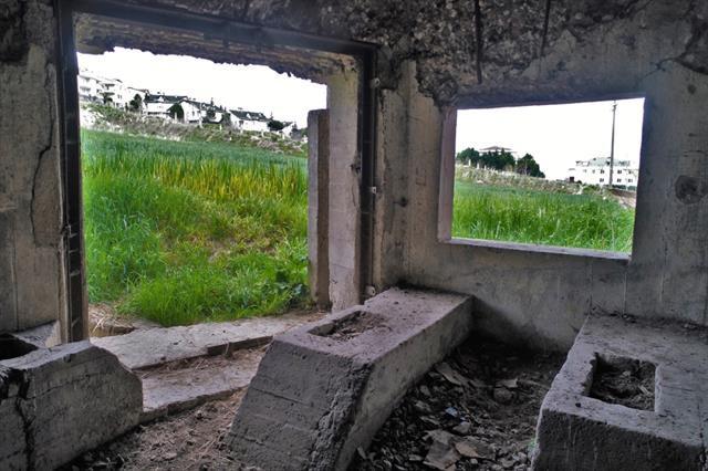 Tarihi Çakmak Hattı çöp yığınıyla doldu