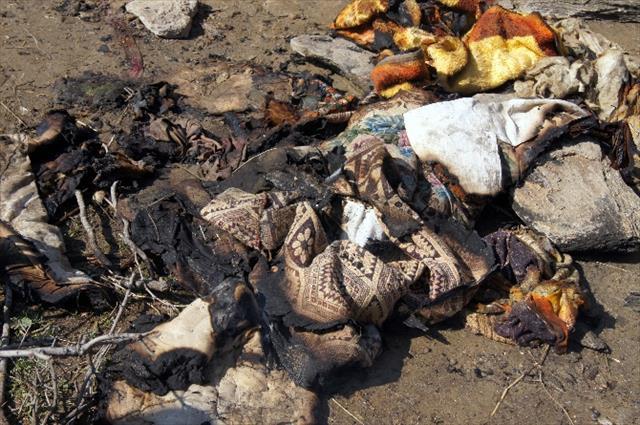 Çamaşır makinesi bomba gibi patladı: 2 ölü !