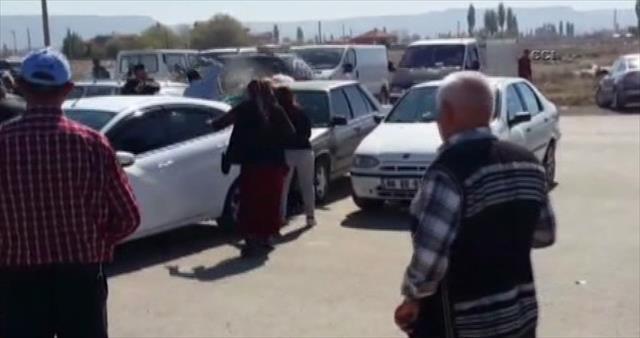 'Cinsel taciz' kavgasında silahlar konuştu: 17 yaralı