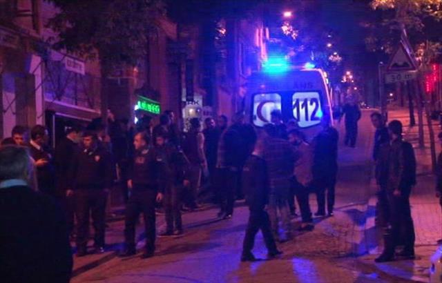 Nisantaşı'nda gece kulübüne silahlı saldırı: 4 yaralı