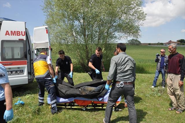 Dere yatağında 2 ceset bulundu