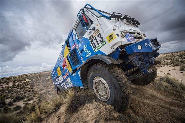 Dakar Rallisinde Fransız çekişmesi