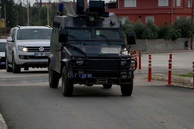 700 polisle hava destekli narkotik operasyonu