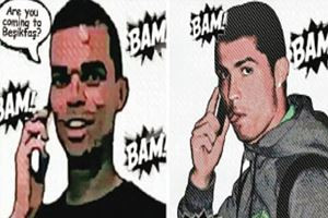Beşiktaş'tan çılgın proje! Cristiano Ronaldo...