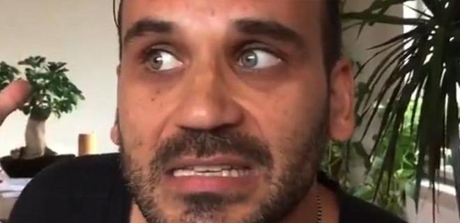 Gürgen Öz'den Arda Turan videosu: Lütfen sıkar mısın kafama?