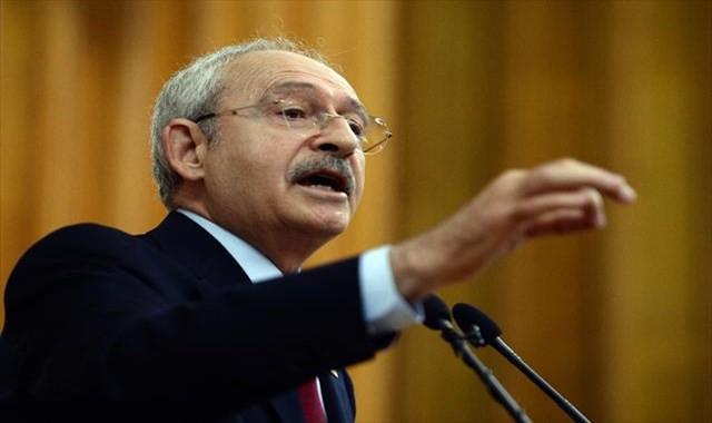 Kılıçdaroğlu'ndan tüm parti liderlerine çağrı