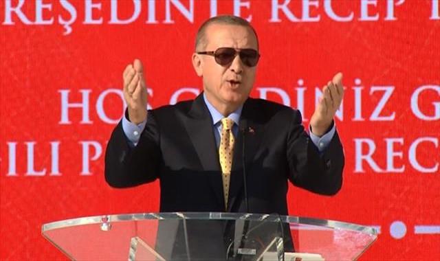 Gagauz Türklerine hitap etti