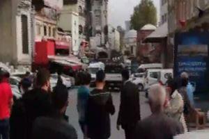 Eminönü'nde silah sesleri! Çok sayıda polis ekibi sevk edildi