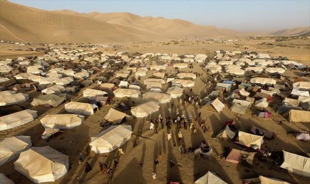 Kuraklığın vurduğu Afganları sert bir kış bekliyor