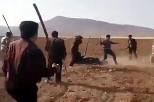 Son dakika: Korkunç görüntü Viranşehir'den geldi! Taşı, sopayı kapan saldırdı...