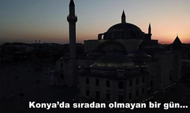 Atiker Konyaspor'dan Milli Takım'a klip
