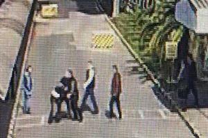 Lastik-İş Genel Başkanı'nı vuran işçinin görüntüleri ortaya çıktı