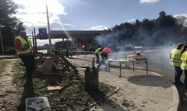 Fransa ayakta: Eylemler devam ediyor
