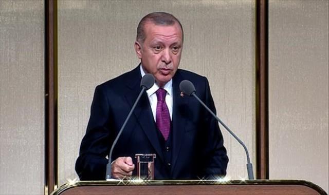 Erdoğan'dan AİHM'nin kararına tepki