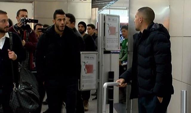 Galatasaray Almanya'ya gitti