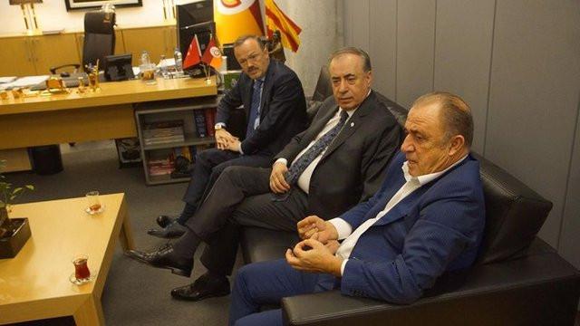 Galatasaray'da transfer için karar verildi 1.resim