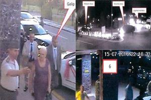 15 Temmuz'dan yeni görüntü! Galip Mendi böyle kaçırıldı