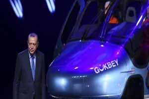 Cumhurbaşkanı Erdoğan ismini açıkladı: Gökbey