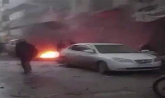 El Bab'da patlama: 1 ölü, 14 yaralı
