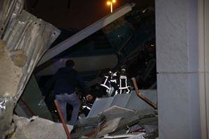 Ankara'da tren kazası! Ölü ve yaralılar var!