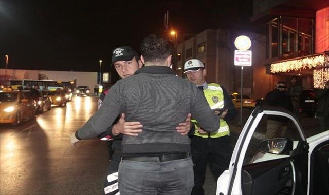 İstanbul polisi kuş uçurtmadı